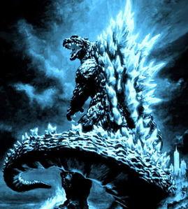Godzilla of course!!!