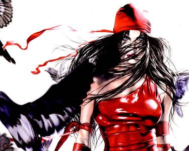 This is mine. Elektra