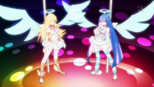 Panty's and Stocking's from an Аниме of the same name