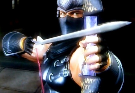 Ryu Hayabusa from Ninja Gaiden and Dead or Alive because he is one my favorite video game male character and he is also awesome and best ninja ever.