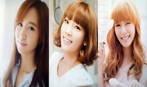 snsd yuri,taeyeon,tiffany is the most beautiful member in snsd..!
