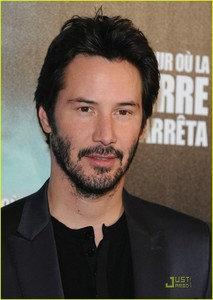 I appreciate many actors/actresses, but my current preferito is Keanu Reeves now.