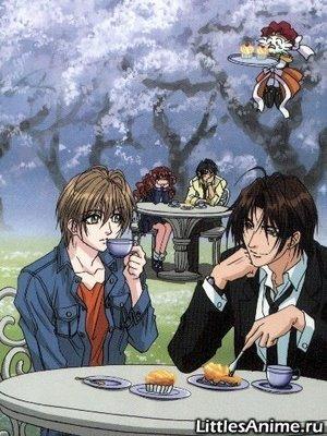Here's my picture....Tsuzuki and Hisoka from Yami No Matsuei!