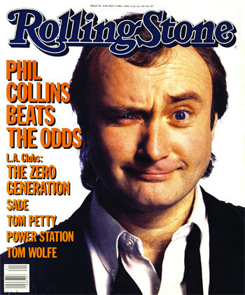 PHIL COLLINS! I tình yêu HIS âm nhạc AND VOICE! VERRY MYSTERIOUS!