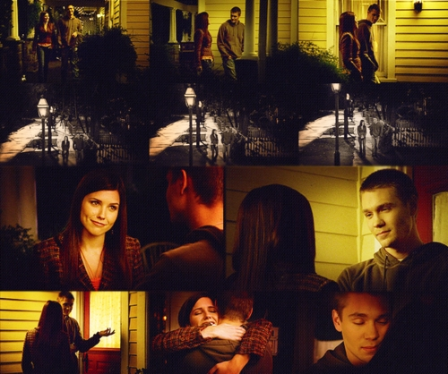 Oh god for me there's one scene that stands out in season 2 and that's the red door scene. I cannot even describe how much I Amore this scene. This proves that he'd really do anything for her. (Image from Tumblr!)