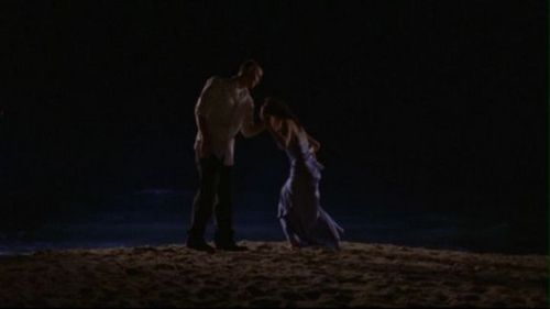 There's a lot of amazing scenes in season 2 but the spiaggia scene in 2x09 is my favourite. I think it shows of much Lucas cares about Brooke. He was here for her when she needed even just as a friend.