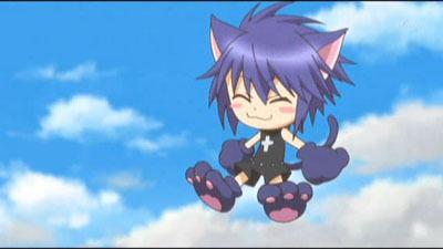 Yoru from Shugo Chara. =^-^=