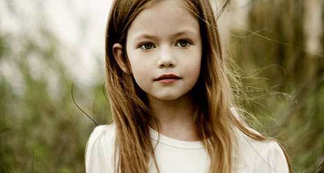 The rumour is that she will play teenage Renesmee in a flash вперед scene, but Mackenzie Foy will play Renesmee in the majority of the movie.