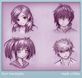 I 愛 this type of hairstyles, DE IS EPIC!!!