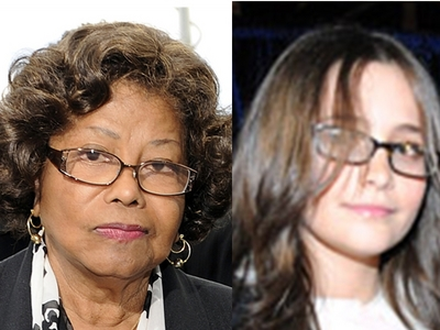 Does Paris Look like her grandma? wow get in and look at the picture