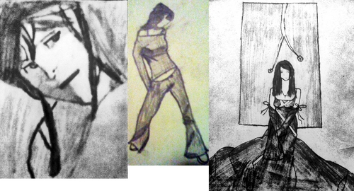 what do toi think of these 3 pictures i drew?