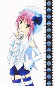 Amulet スペード (Amu+Miki.. Chara nari)of Shugo Chara..