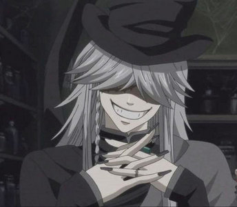 I like Undertaker's hairstyle.