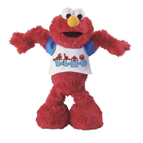 Elmo!! Aint he cute?