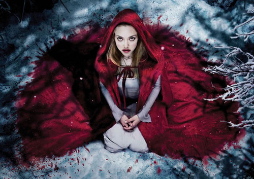 Nothing is red than red redding hood. Or, check out my icon! ;)