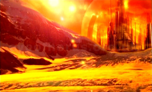 my planet Gallifrey ^^ the most magnificent planet!!