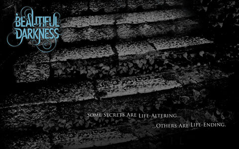 Cover of one of my Favorit books, Beautiful Darkness.