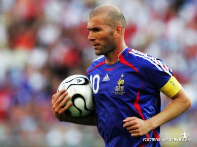 Zinedine Zidane :)