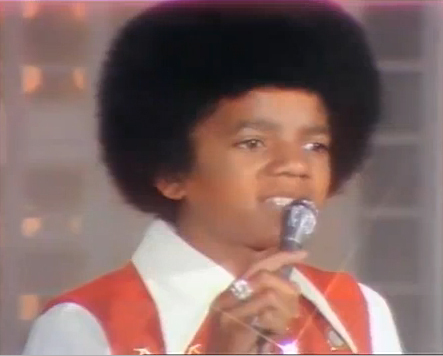"The first song was probably a Jackson 5 song or maybe ""Ben"" which he recorded solo(I'm telling my age). But as an adult solo artist I think it was probably, ""Rock with You""."