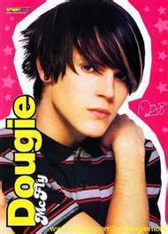 Dougie Poynter From McFly cuz he is really, really,really fit.