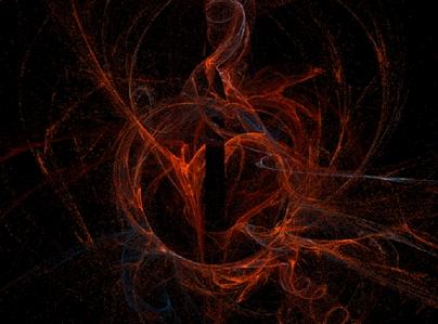 I don't think I'm a good artist. But I have made digital fractal art.