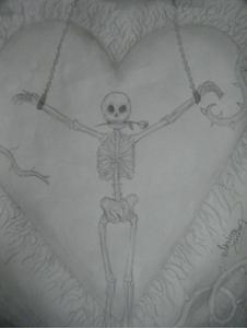 This is NOT my best work. This is prolly the only thing that I drew that ended up online. *gasp* ...art stealers