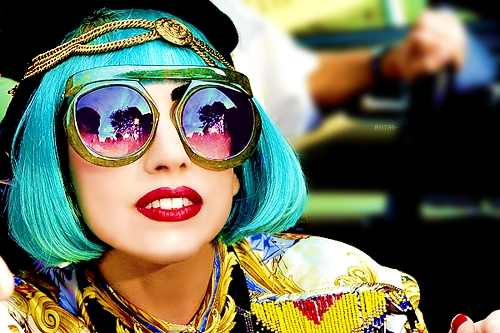 Queen GaGa.