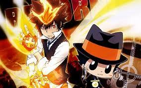 I really want HITMAN REBORN to be not only on adultswim but on other channels (cause it's awesome) ^^.