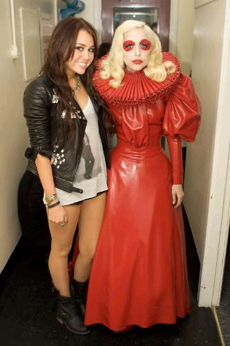 With Gaga!)