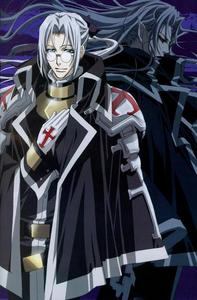 Here's mine! Father Abel Nightroad from Trinity blood.