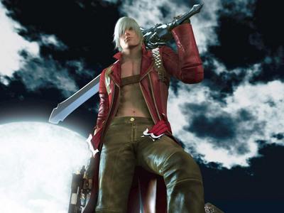 Dante Sparda!!!! Devil May Cry 3!!!!