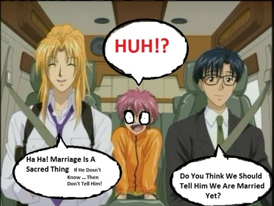 Its K X Sakano From Gravitation! I Made It On Paint! LOL!