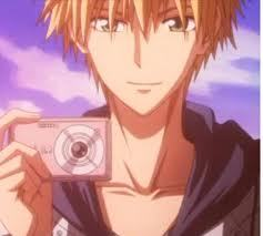 usui takumi is mine with beautiful smile and good nature.