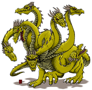 What is a Hydra? - Fantasy Answers - Fanpop