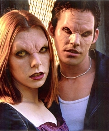 A Buffyverse Vampire ou a Lord of the Rings Elf