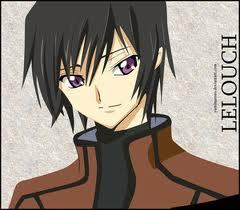 Lelouch! I really like this picture of him.