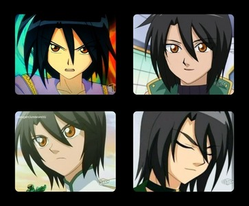 Shun Kazami from Bakugan Battle brawlers! He's the best ever!! <3 This picture is from season 1-4.