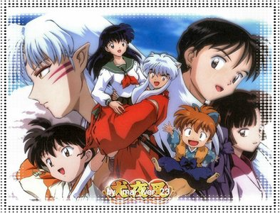 InuYasha for sure!