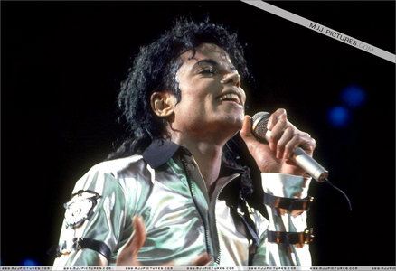 My Idol.... Michael Jackson