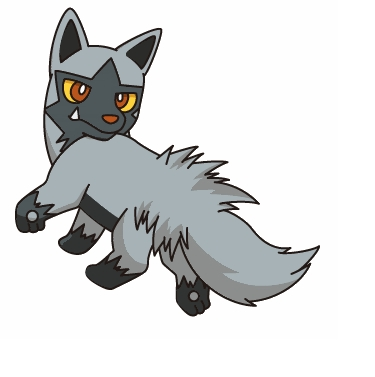 yeah some boys always say that girls cant like pokemon! i luv it, my fave one is poochyena