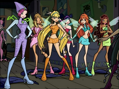 I am obsessed with WINX CLUB and MY LAPTOP. I absoultly 사랑 winx club, its the best. I basically live on my laptop, if I'm not at school 또는 at soccer.