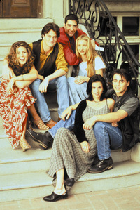 F.R.I.E.N.D.S!!!!!!!!!!!!!!! Totally hilarious and addictive!! :-P