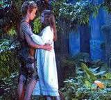 Jeremy Sumpter And Rachel hurd-wood from peter pan(2003)