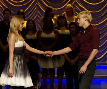 My main OTP (Quinn & Sam, Glee) did break up. ;( Of course, I am really hoping they get back together, but it's unlikely.  If a different OTP for another show broke up, I'd be really upset and hope they get back together.