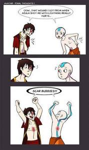 Avatar The Last Airbender funny. Oh the things people come up with XD