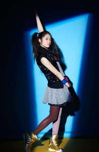Krystal is so pretty...