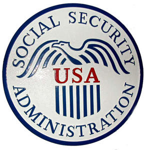 Alyssa- SSA Social Security Administration yes, I do know that backwards my name begins with the word bunda