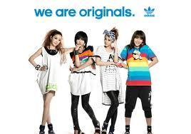 It's hard.. Dara and Bom? But I like CL's style too. And minzy.. ALL!