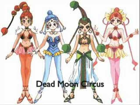 They have epic hairstyles. The アマゾン Quartet from Sailor Moon.