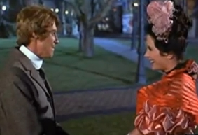 Barnaby and Irene from Hello, Dolly!